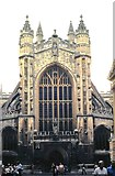 ST7564 : Abbey Church of SS Peter and Paul, Bath by David P Howard
