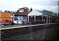 SJ9598 : Stalybridge Railway Station by JThomas
