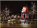 SJ8398 : Manchester, Albert Square by David Dixon