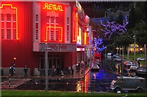 SX9265 : Torquay : Babbacombe Model Village - Regal Cinema by Lewis Clarke