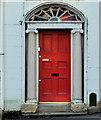 J4059 : Doorway, Saintfield by Albert Bridge