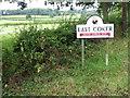 ST5412 : Village Sign, East Coker by Maigheach-gheal