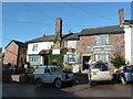 SS8202 : Lamb Inn, Sandford by Chris Allen