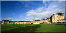 ST7465 : Royal Crescent - Bath (1) by Mike Searle