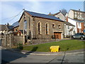 ST2198 : Former St Mary's Church, Crumlin by Jaggery