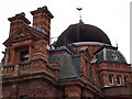 TQ3877 : South Building, Greenwich Observatory by Colin Smith