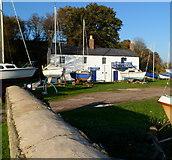 SO6501 : Lydney Yacht Club by Jaggery
