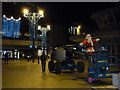 SZ0891 : Bournemouth: Santa is packed away by Chris Downer