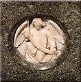 SY5790 : Detail, St Peter's Church by Maigheach-gheal