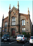 NS2776 : United Reformed Church by Thomas Nugent