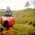 NN5733 : Breadalbane Park by Gerald England