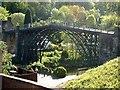 SJ6703 : The Ironbridge - Downstream elevation by John M