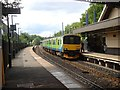 SP0587 : Class 150 at Jewellery Quarter by Rob Newman