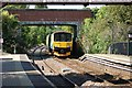 SP1658 : Class 150 at Wilmcote by Rob Newman