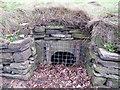 SJ9374 : Former village well, Higher Hurdsfield by Stephen Craven