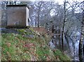 NH4240 : SEPA gauging station by the River Beauly by Craig Wallace