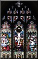 TL6925 : St James the Great, Great Saling - Stained glass window by John Salmon