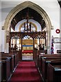 TL7325 : St Mary, Panfield - East end by John Salmon