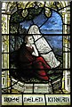 TL6730 : St Mary the Virgin, Great Bardfield - Stained glass window by John Salmon