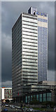 SJ8498 : Co-operative Insurance Society Tower, Miller Street, Manchester (1) by Stephen Richards
