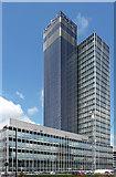 SJ8498 : Co-operative Insurance Society Tower, Miller Street, Manchester (2) by Stephen Richards