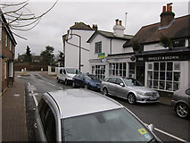 TQ1667 : High Street, Thames Ditton by Hugh Venables