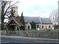 TL8169 : St. Catherine Flempton by Keith Evans