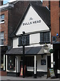 SK3516 : Ashby de la Zouch Bulls Head Pub by the bitterman