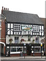 SK3516 : Ashby de la Zouch Lamb Pub by the bitterman