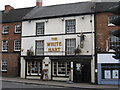 SK3516 : Ashby de la Zouch White Hart Pub by the bitterman