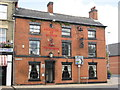 SK3516 : Ashby de la Zouch Shoulder of Mutton Pub by the bitterman