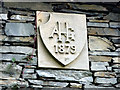 NY4103 : Date Stone on House, Troutbeck, Cumbria by Christine Matthews