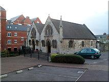 ST8558 : Bethel United Church of Jesus Christ (Apostolic) Trowbridge by Jaggery