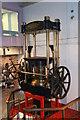 SK3588 : Sheffield Industrial Museum - Bramah press by Chris Allen