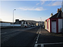 NX1896 : Glendoune Street by Billy McCrorie