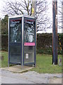 TM2046 : Rushmere Street Telephone Box by Adrian Cable