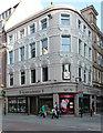 SJ8398 : 12-14 St Ann Street, Manchester by Stephen Richards