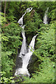NY3804 : Stockghyll Force, Ambleside Cumbria by Christine Matthews