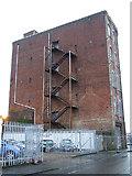 NS2776 : Former Glebe sugar refinery by Thomas Nugent