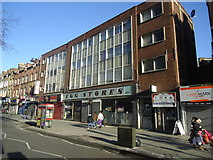 TQ3386 : Egg Stores, Stamford Hill by Stacey Harris