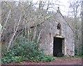 NH4040 : Old church, near Erchless by Craig Wallace