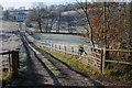 SO4114 : Drive to Pont-yr-ychain Farm by Philip Halling
