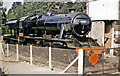 SO7192 : Preserved 8F 2-8-0 at Bridgnorth, Severn Valley Railway by Ben Brooksbank