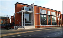 SO5140 : Hereford Magistrates' Court by Jaggery