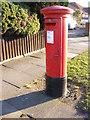 TM1943 : 65 Bixley Road George V Postbox by Adrian Cable