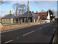 TL7191 : Lodge Road, Feltwell by Hugh Venables