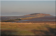NT1977 : The Causeway from Cramond by Anne Burgess
