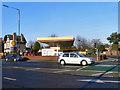 SJ7888 : Shell Garage by David Dixon