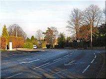 SJ7886 : Delahays Road (A5144), Hale by David Dixon