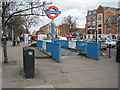 TQ3388 : Seven Sisters Tube Station by Philip Halling
